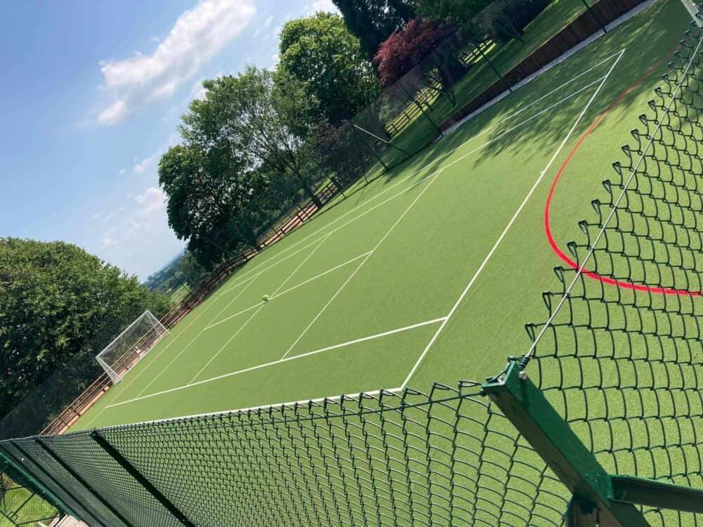 adventure tennis