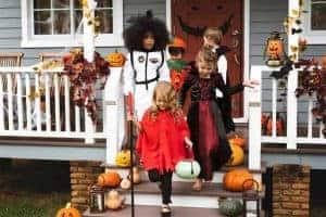 Outdoor Halloween Activities